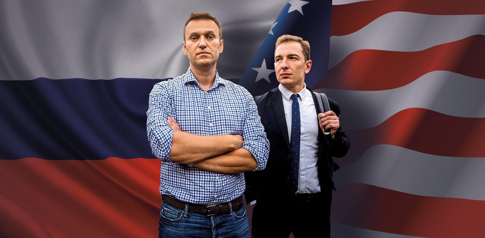 Американский связной Навального устроился на работу к первому зампреду Сбербанка