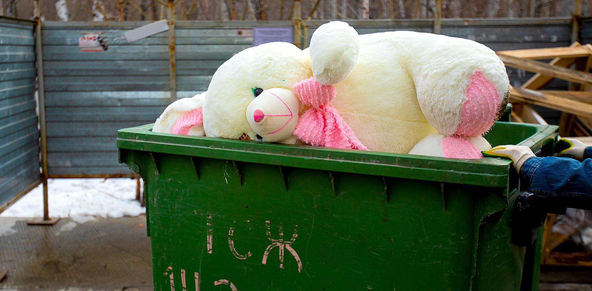 Как не работает мусорная реформа