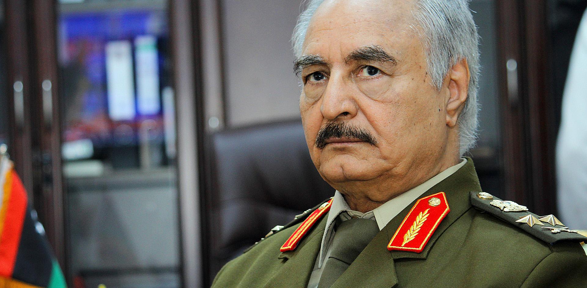 Тришкин Хафтар. Стабилизирует ли опальный генерал Ливию?