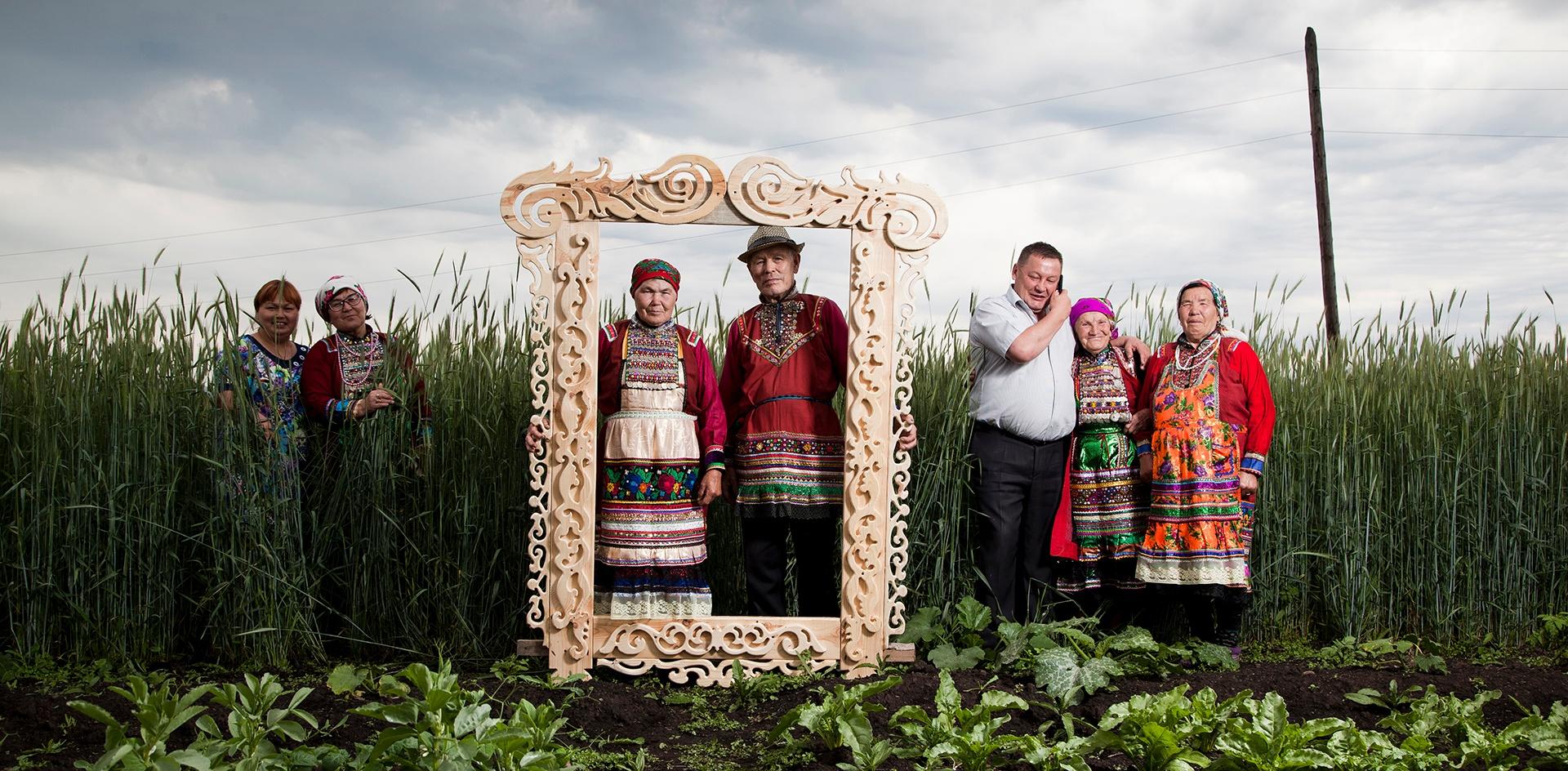 «От судьбы не уйти». Уральские марийцы