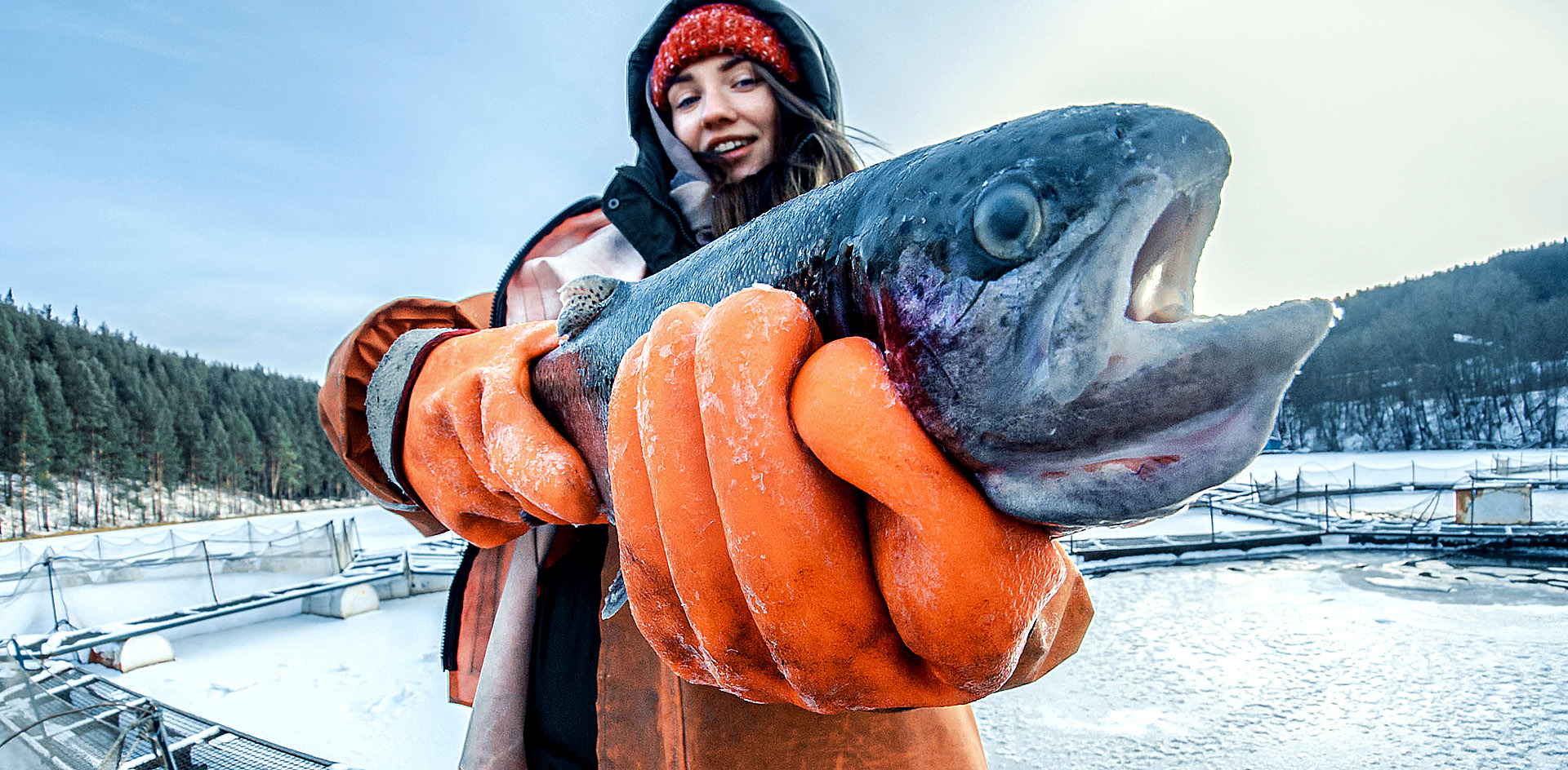 Холодная рыба с горячим сердцем