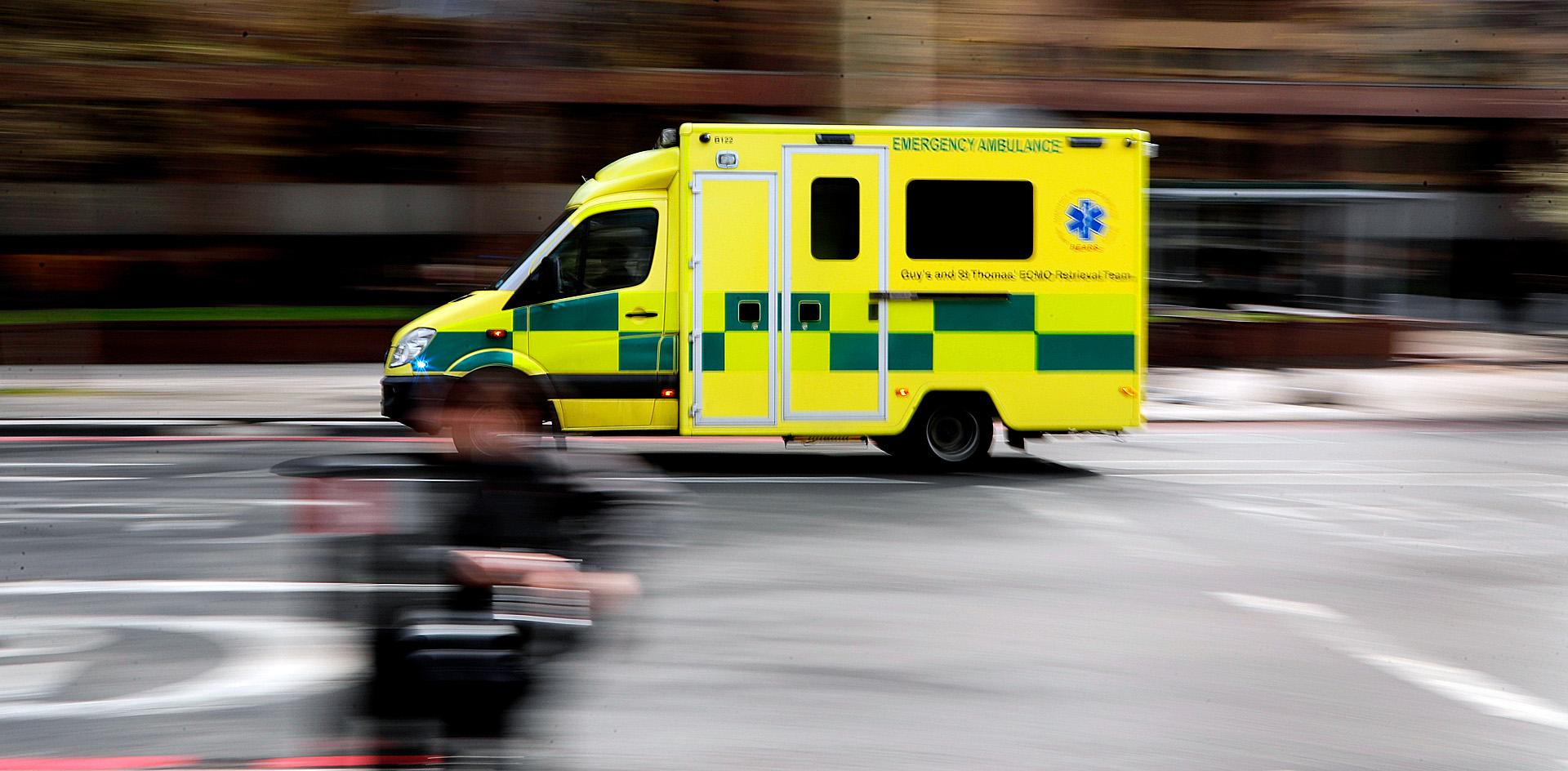 Мгновенная смерть британской медицины