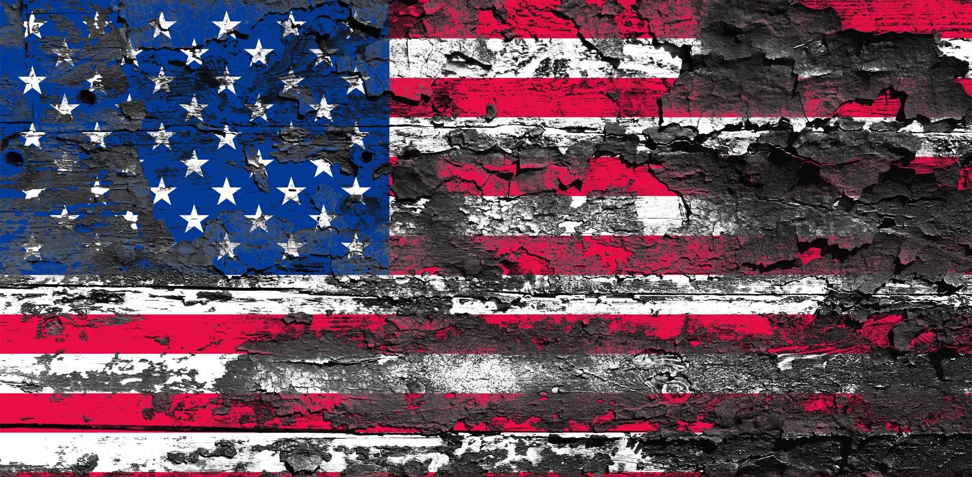 Коронавирус разъединяет штаты Америки