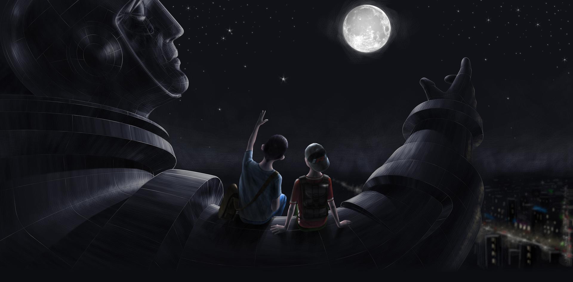 Пешком до Луны по закрытым крымским полигонам