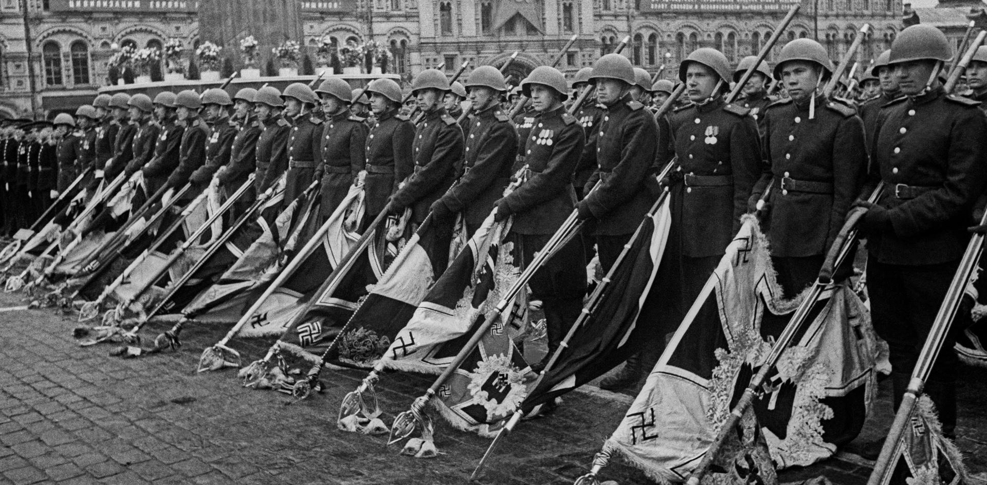 Парад Победы на Красной площади назначен на 24 июня