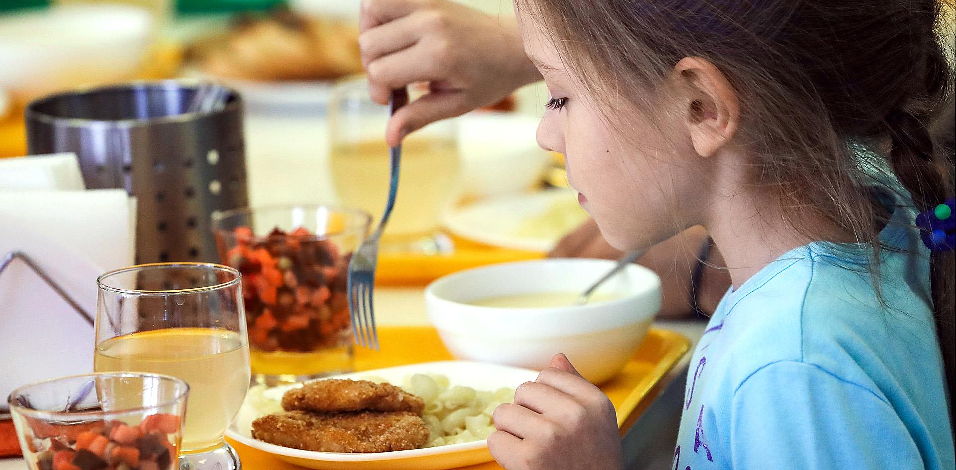 Картельное питание. Школьные пайки становятся криминальным бизнесом