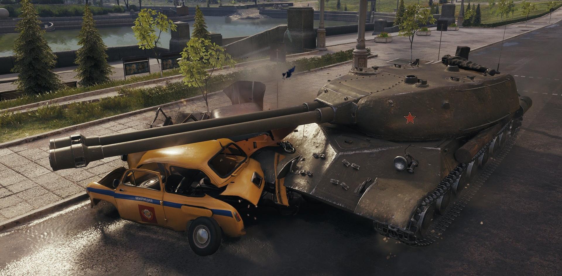 Горе-выживальщики: а если танк за окном?