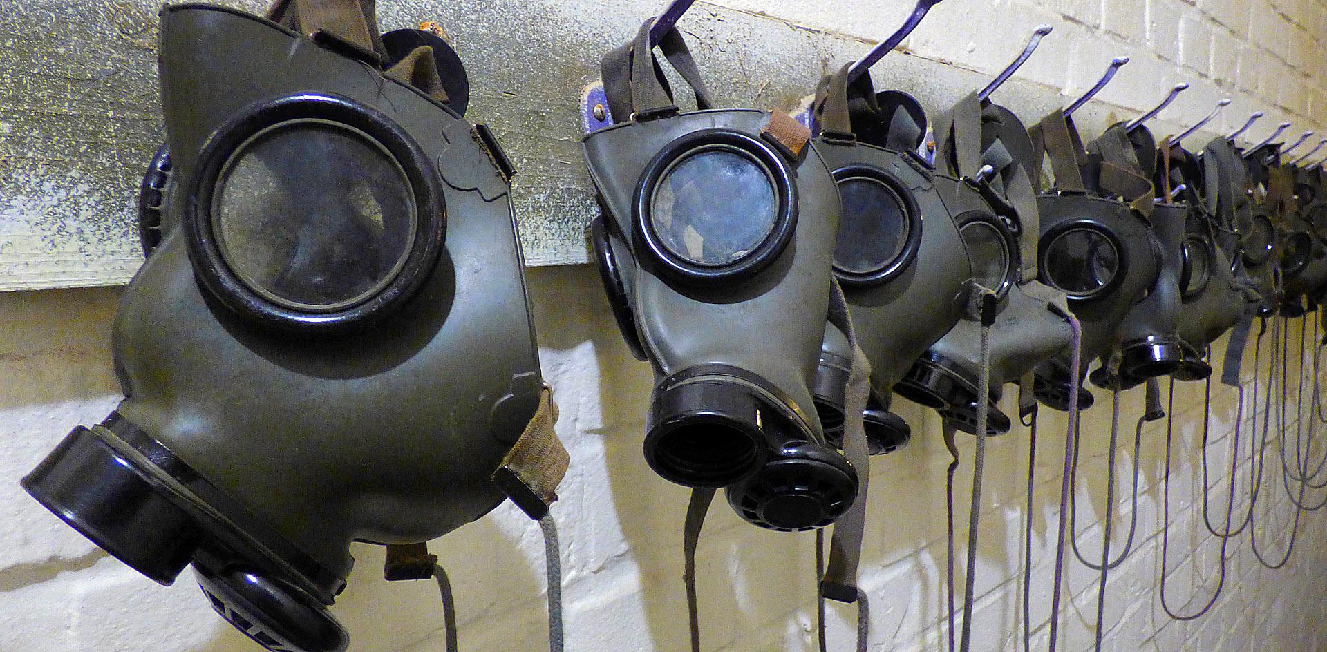 МВД и Росгвардия закупают противогазы от коронавируса