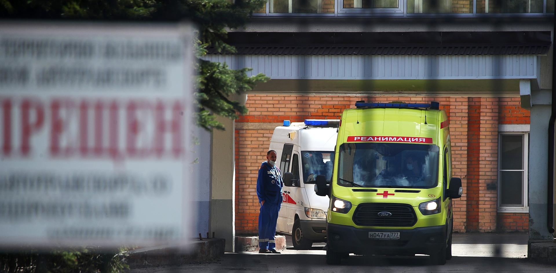 Хватит ли в России коек для пациентов с коронавирусом?