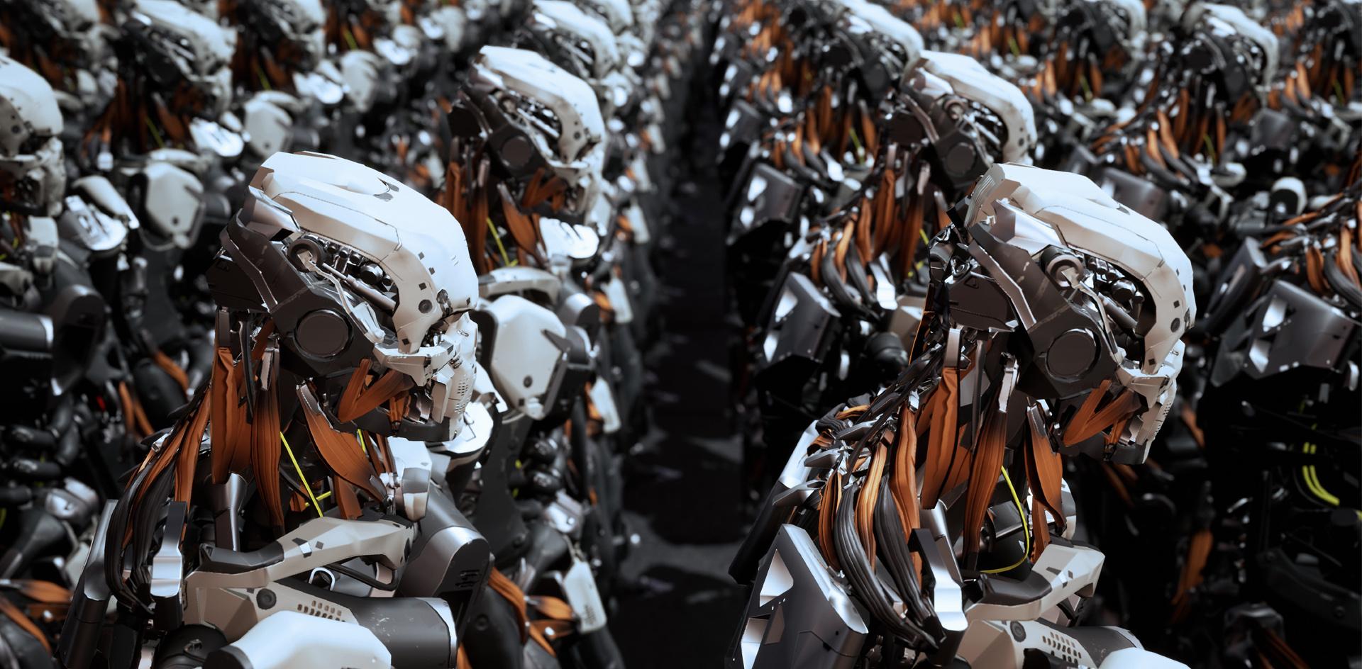 Армейские роботы не готовы кпризыву