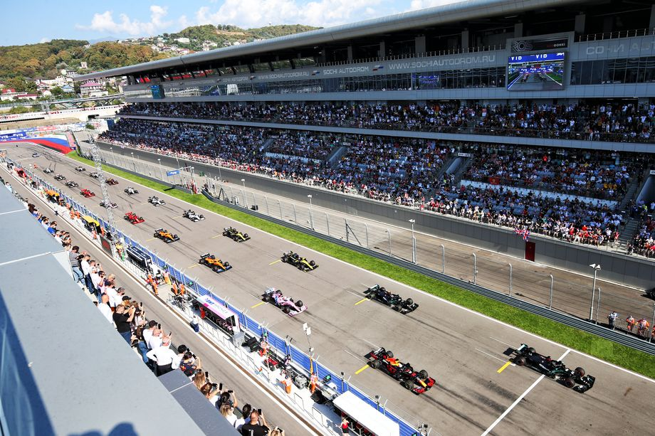 Основная гонка в Сочи запланирована на 26 сентября. Перед ней пройдут свободные заезды и квалификация.