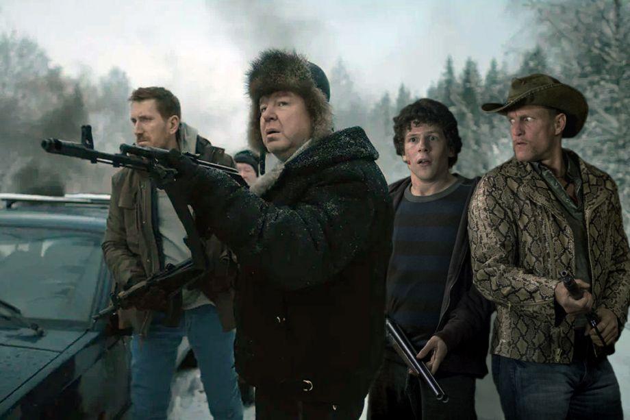 А поедемте в Карелию, пацаны, там точно зомби нет, там Путин отдыхает. «Зомбилэнд»/ «Эпидемия»