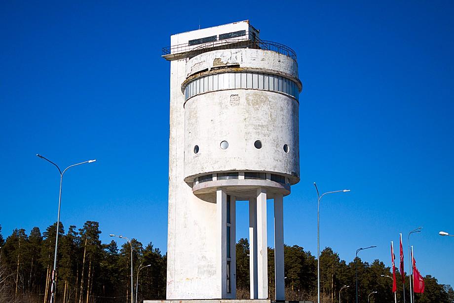 Белая башня. Екатеринбург