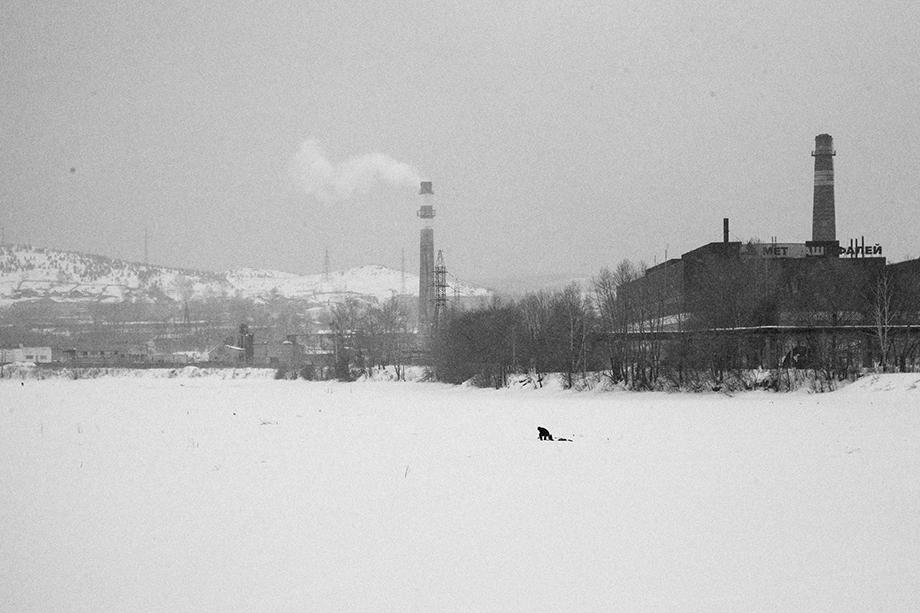 Вид на завод «МетМашУфалей»
