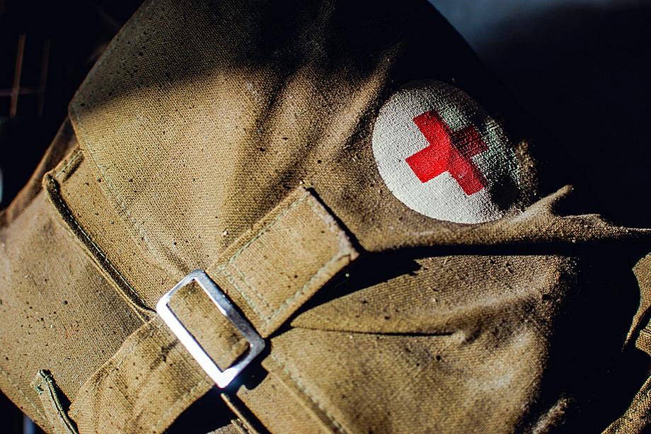 Военно-полевая аптечка
