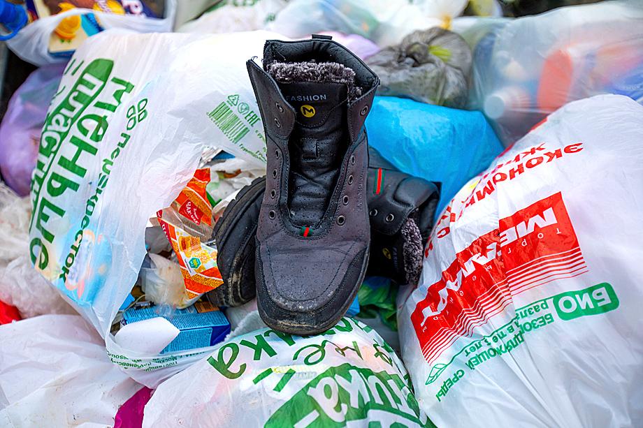 Основная претензия жителей крупных городов – отсутствие площадок для раздельного сбора мусора