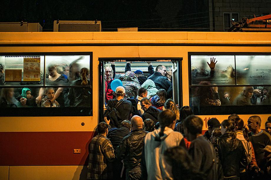 Кто сказал, что трамвай не востребован?