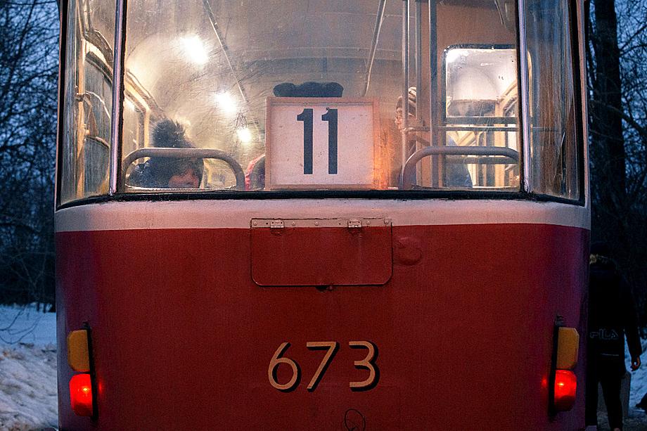 Маршрут № 11 – самый необычный в Екатеринбурге