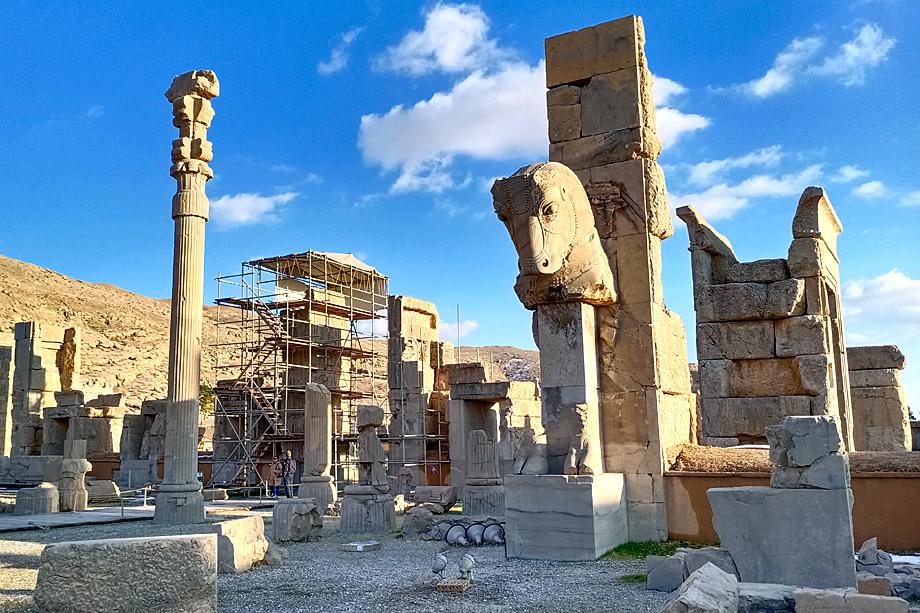 Древний Персеполь