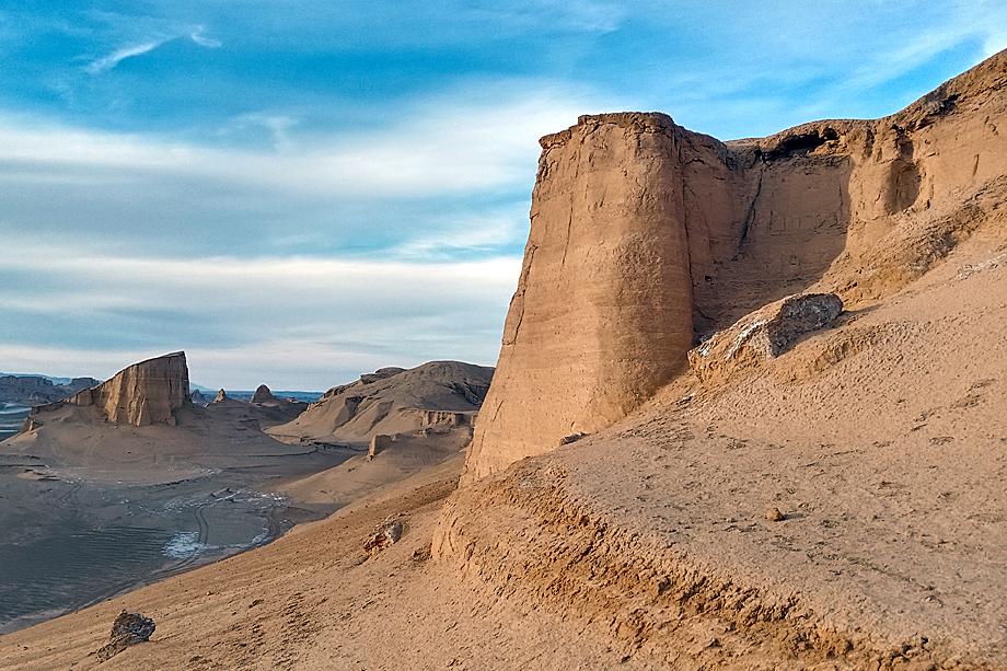 Пустыня Меср
