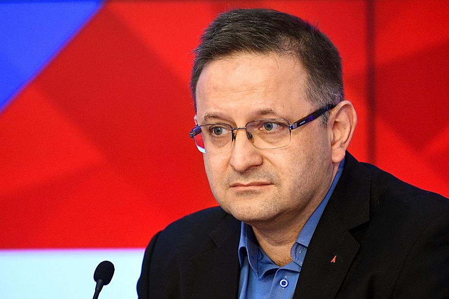 Заместитель председателя ФНПР Александр Шершуков