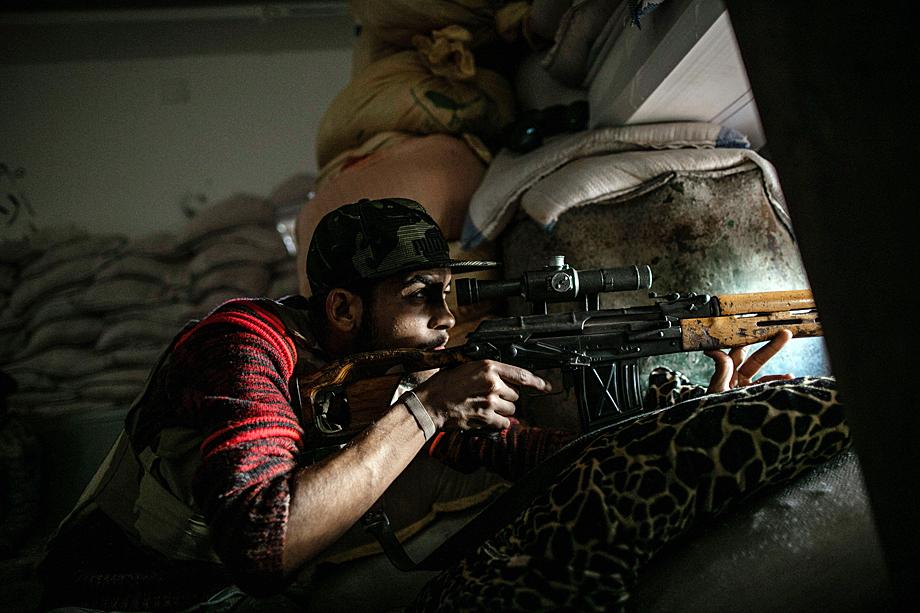 Оборона Триполи