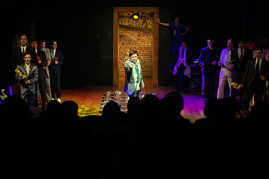 Спектакль «Всеобъемлюще». «Коляда-Театр». 27 марта 2020 года