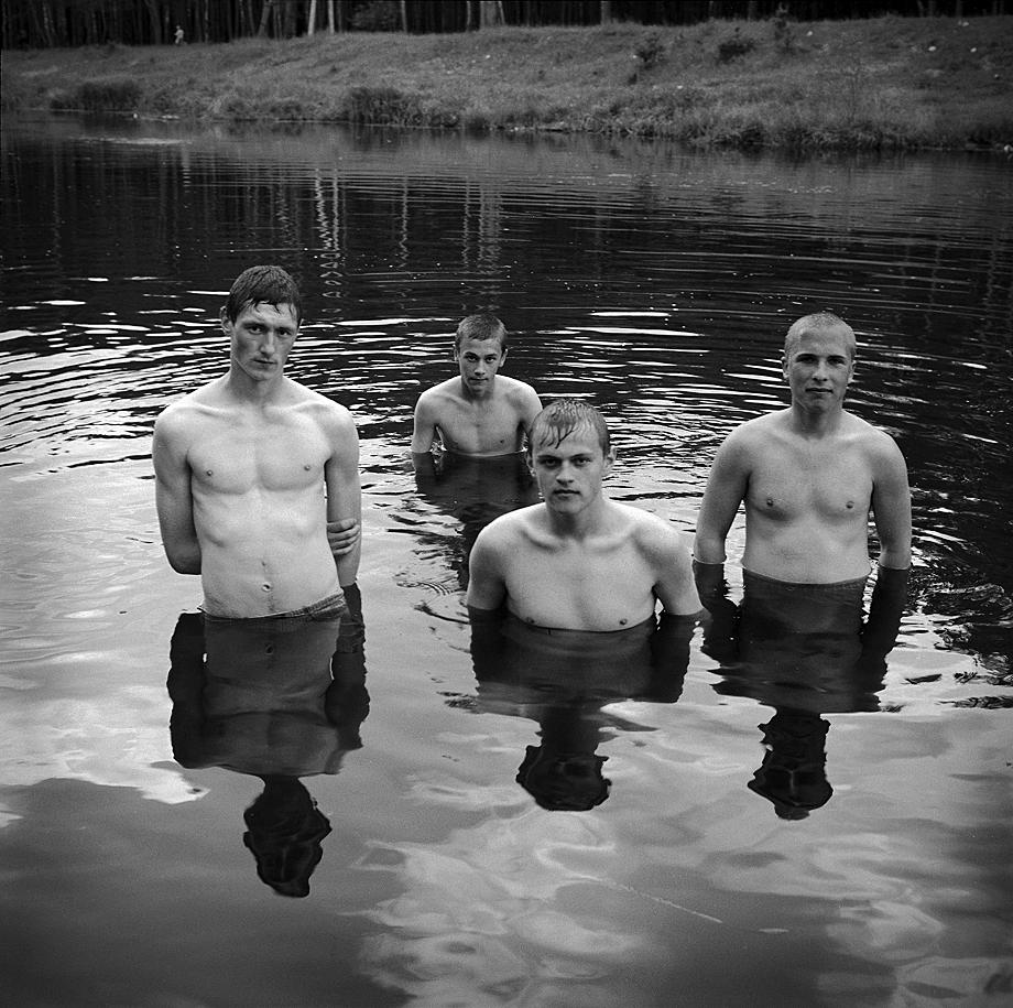 Белобережские. Брянская область, 2004год