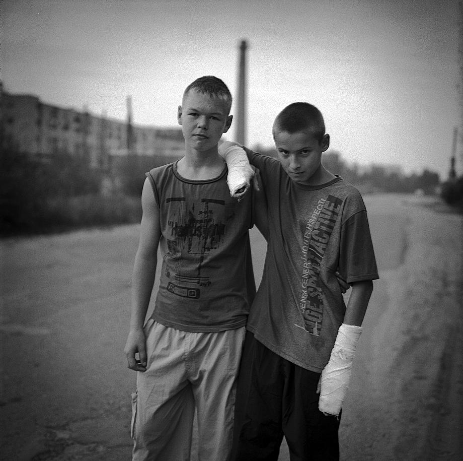 Переломный возраст. Брянск, 2005год