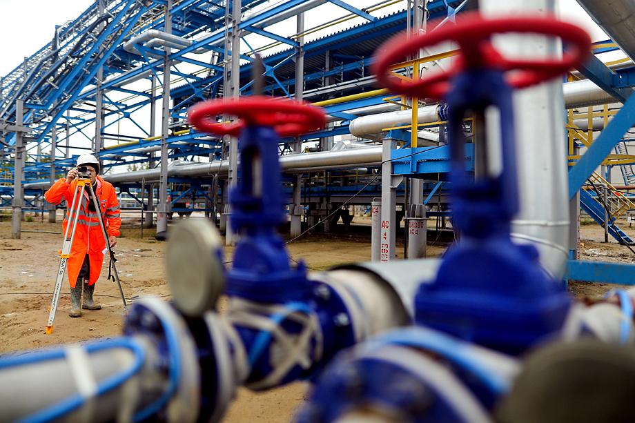 """Александр Осин: «""""Газпром"""" продолжает зарабатывать деньги для инвесторов и народа»"""