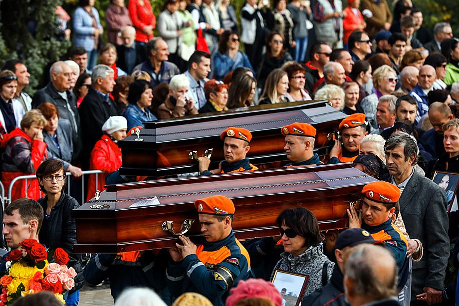 Учитывая масштабы трагедии и градус горя родителей погибших, ФСБ настояла на том, чтобы мать виновного сменила имя