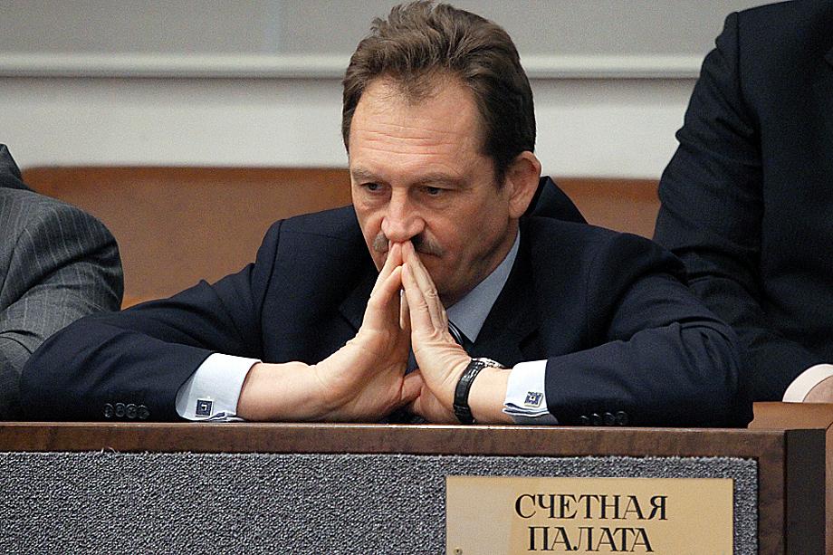 Заместитель председателя Счётной палаты РФ Валерий Горегляд