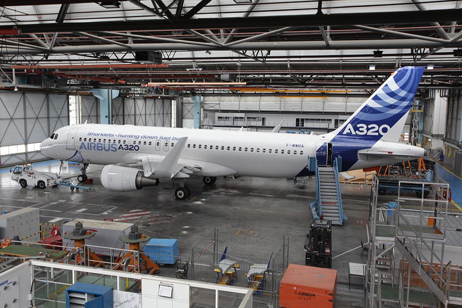 В первом квартале компания Airbus получила 290 заказов
