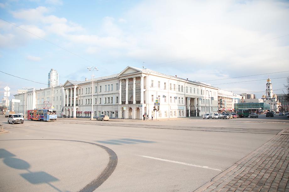 Перекрёсток ул. Ленина и 8 марта