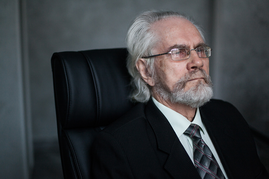 Лев Бельский, заместитель гендиректора НПО автоматики по ракетно-космической тематике