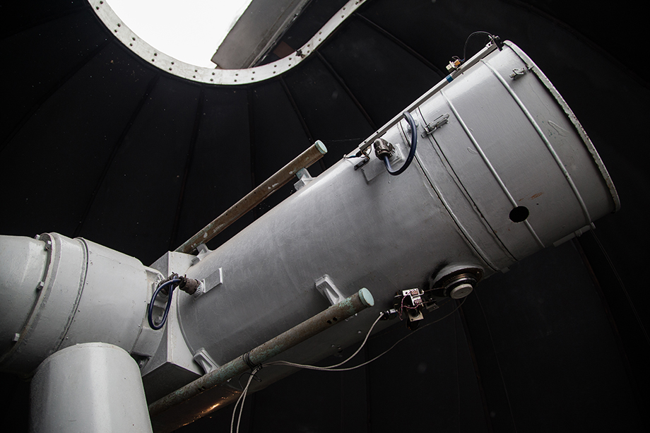 Телескоп АЗТ-3