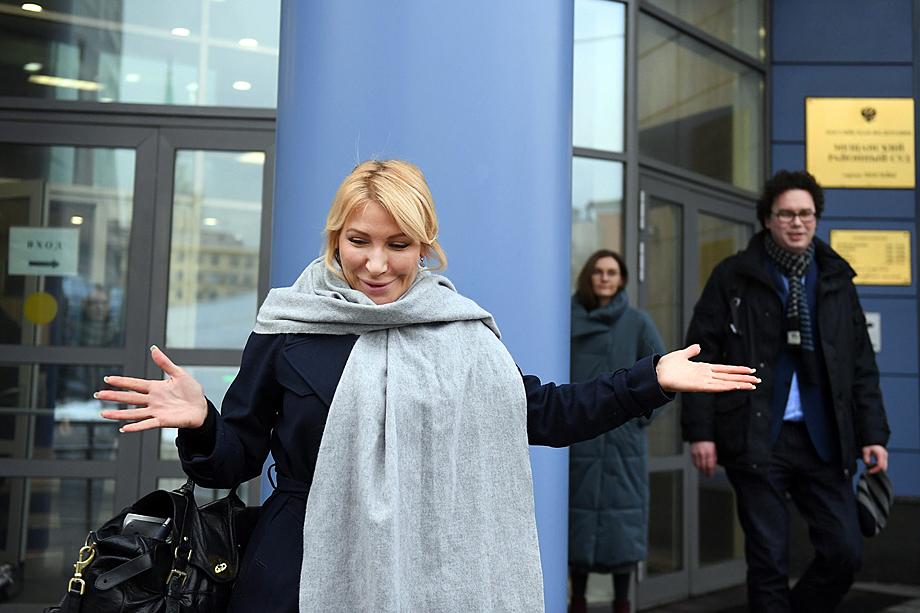 Алёна Попова. Именно благодаря её иску стал понятен принцип работы системы видеонаблюдения в Москве