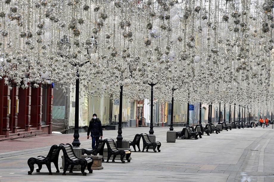 Пустая Москва. Кому это выгодно?