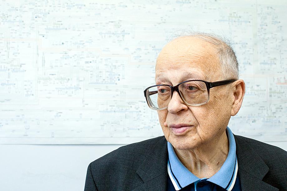 Владимир Дыскин работает в системе теплоснабжения уже больше 50 лет.