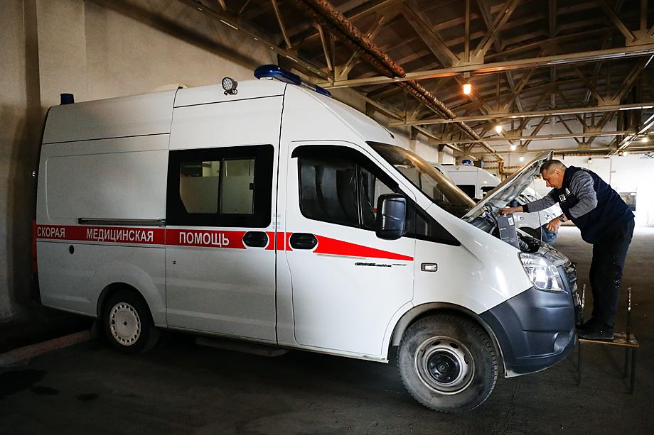 «РТ-Скорая помощь» обещает не только закупать и оснащать медицинские автомобили необходимой медтехникой, но и предоставлять услуги по содержанию автопарка.