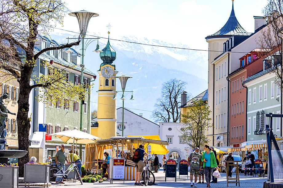 Австрия одной из первых европейских стран решилась на частичное снятие карантина.