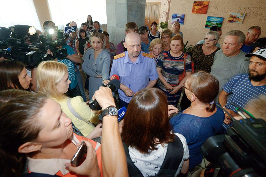 «Дело Чемодановки», как и пензенское дело «Сети», не лучшим образом сказывается на авторитете губернатора.