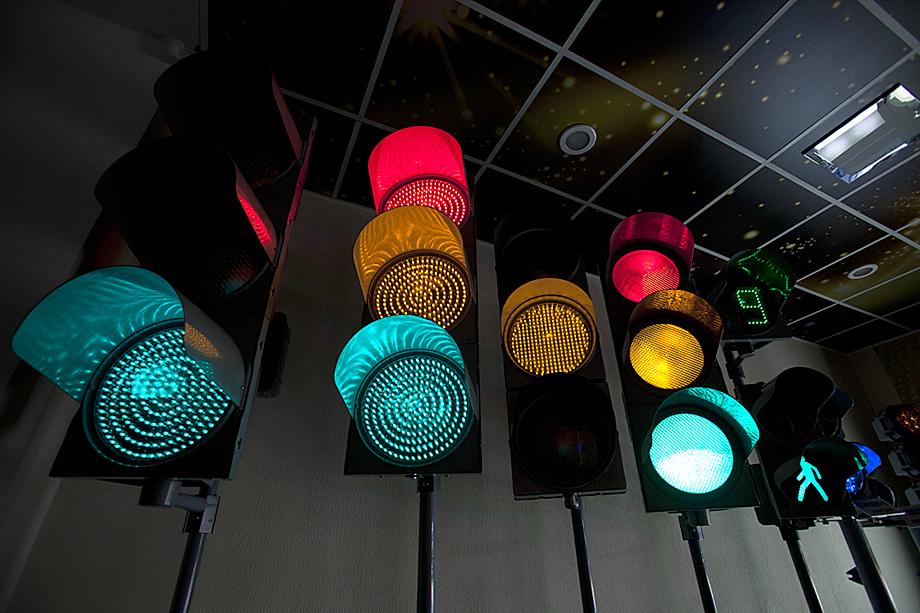 «Умный светофор».