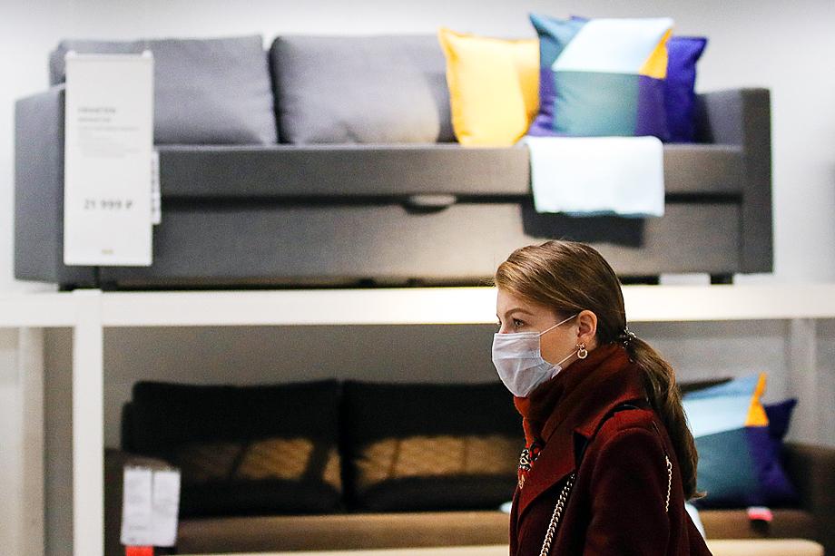 Грандиозные скидки сейчас предлагают гипермаркеты мебели и товаров для дома.