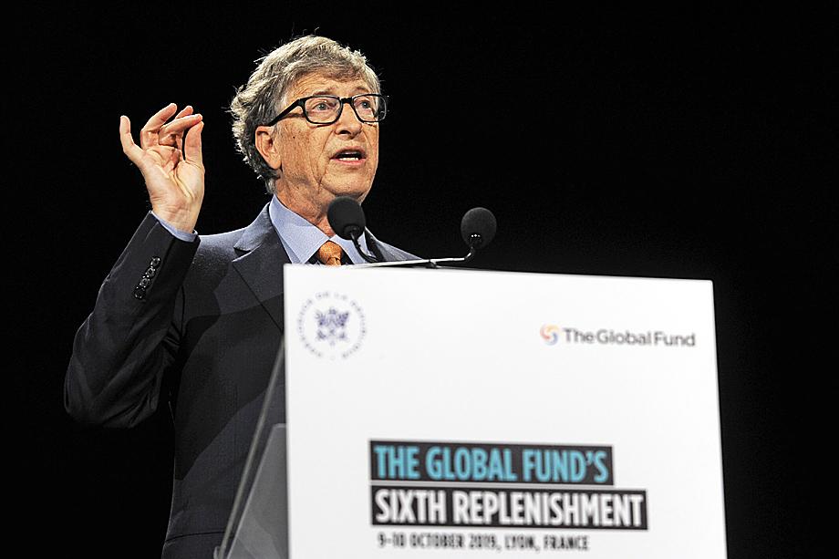 Билл Гейтс внезапно ушёл из Microsoft и сосредоточился на медицинских исследованиях. Похоже, что вакцина внезапно стала делом его жизни.