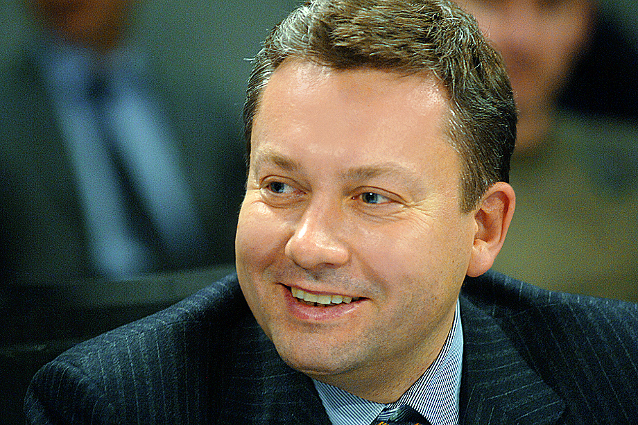 Первый директор ОАО «Российская венчурная компания» Алексей Коробов. 2008 год.