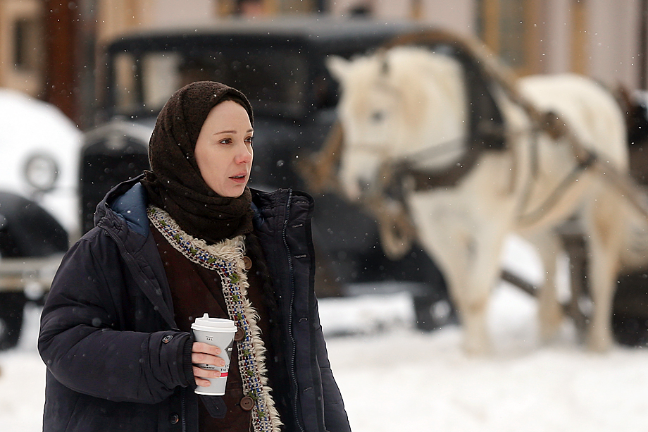 Чулпан Хаматова далека от татарской культуры и не отрицает этого.