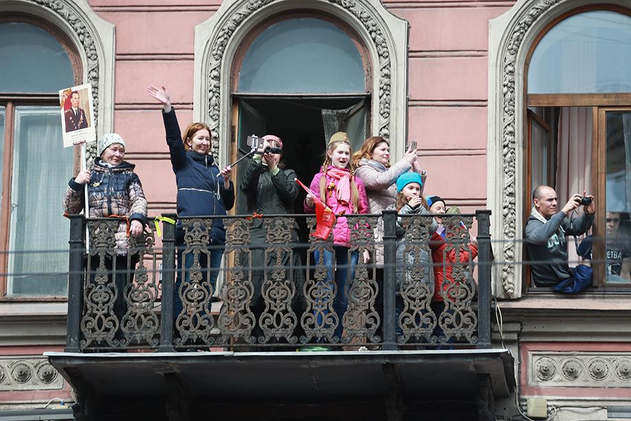 В Свердловской области предлагают провести акцию «Бессмертный полк» в ставшем уже популярным во всём мире «балконном» формате.