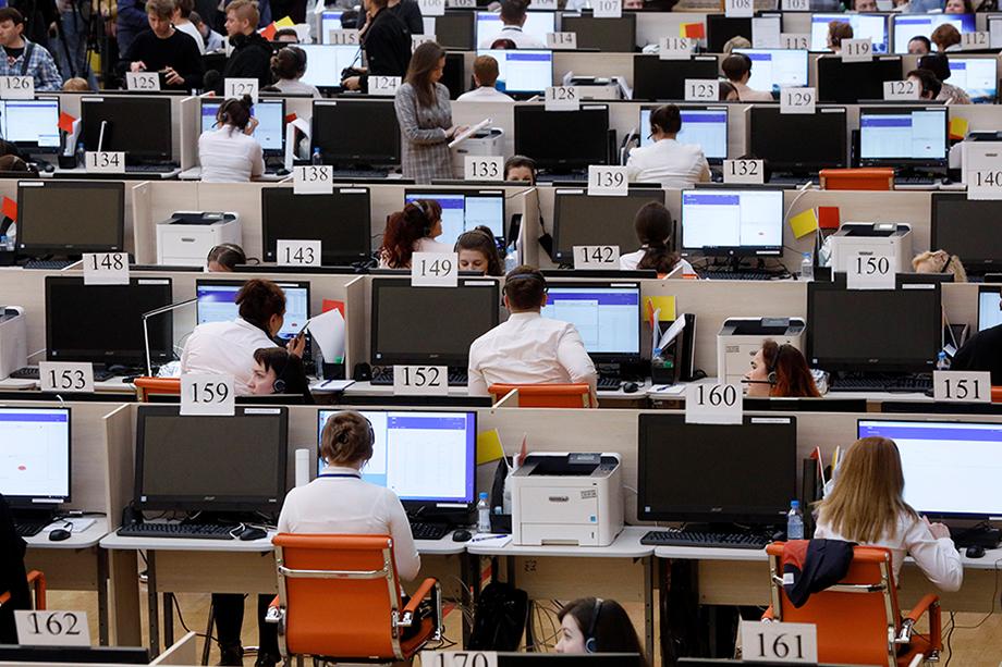 Программа, созданная IT-лабораторией «Наносемантика», в оперативной работе с обращениями граждан в период пандемии.