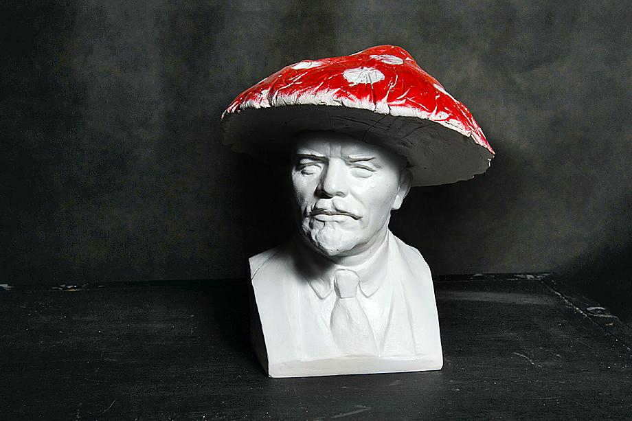 Алексей Перминов. «Ленин-гриб».